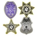junior officer animal control stickers