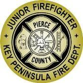 Junior Firefighter Labels