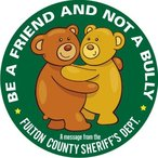 be a friend and not a bully stickers